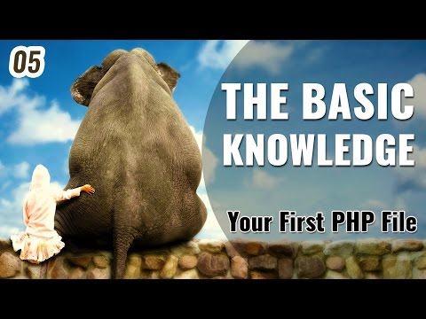 Important Basic Syntax of PHP | Learn PHP in Hindi / Urdu
