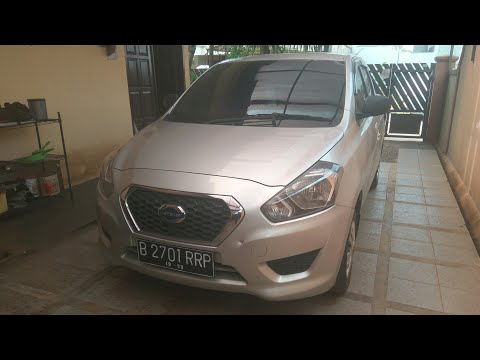 Datsun Go Panca T Option M/T Start Up & Review Indonesia