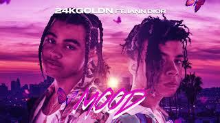 24kGoldn - Mood (Official Clean Audio) ft. Iann Dior
