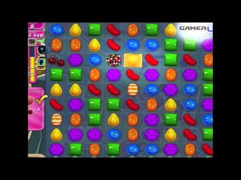 Candy Crush Saga - Combinaciones De Bomba De Color