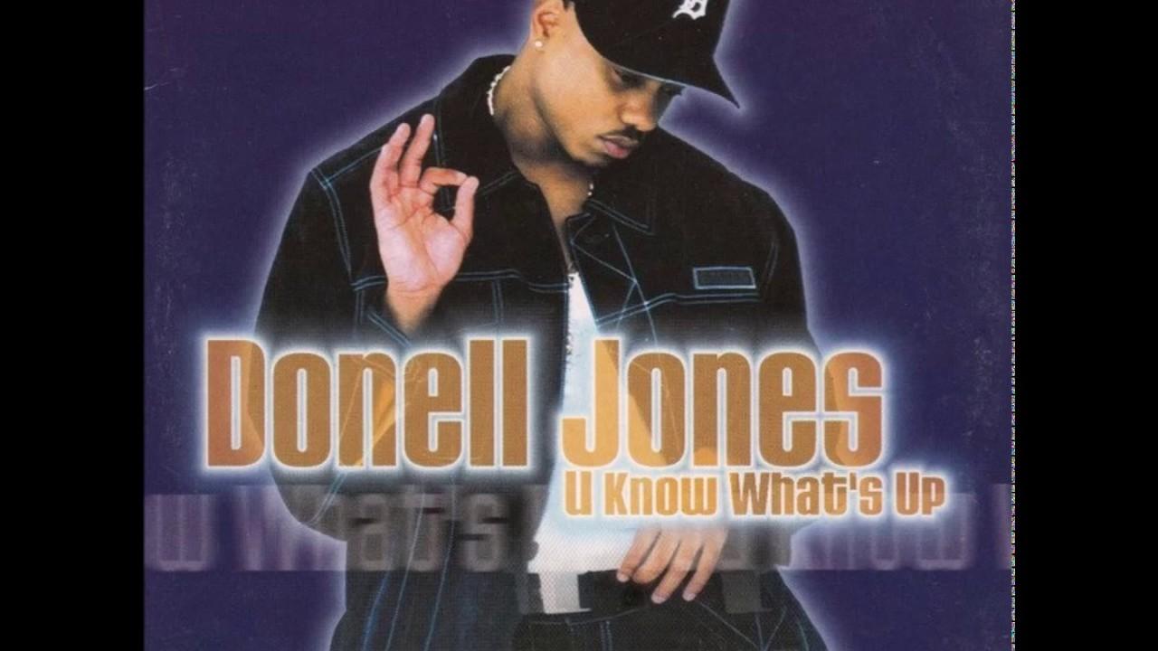 say what donell jones lyrics