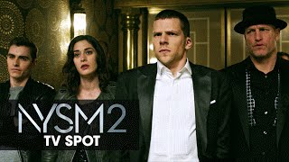 """Now You See Me 2 (2016 Movie) Official TV Spot – """"Heist"""""""