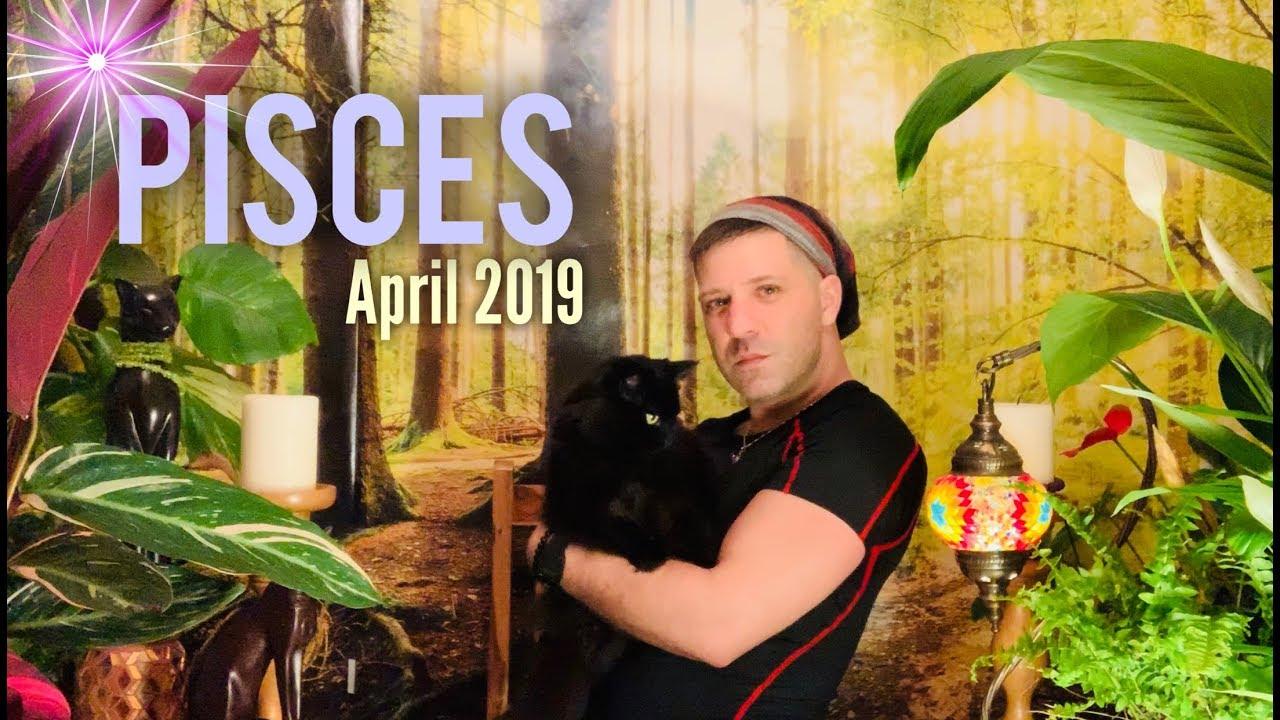 PISCES April 2019 - LOVE | HEALING | Relationships & Success - Pisces  Horoscope Tarot