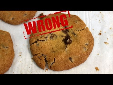 Make How to Make Chocolate Chip Cookies - You're Doing It All Wrong Images