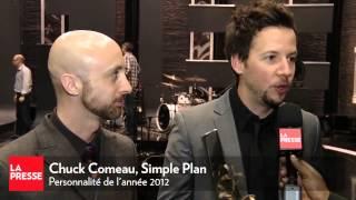 Simple Plan Interview After Le Meilleur De Nous-memes