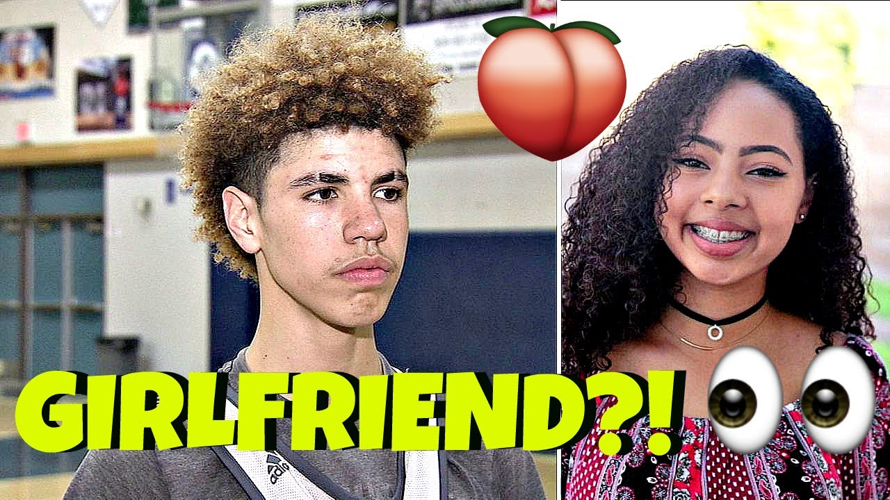 Lamelo Ball Has A Girlfriend Ball Brothers Funny Moments 2017 Youtube