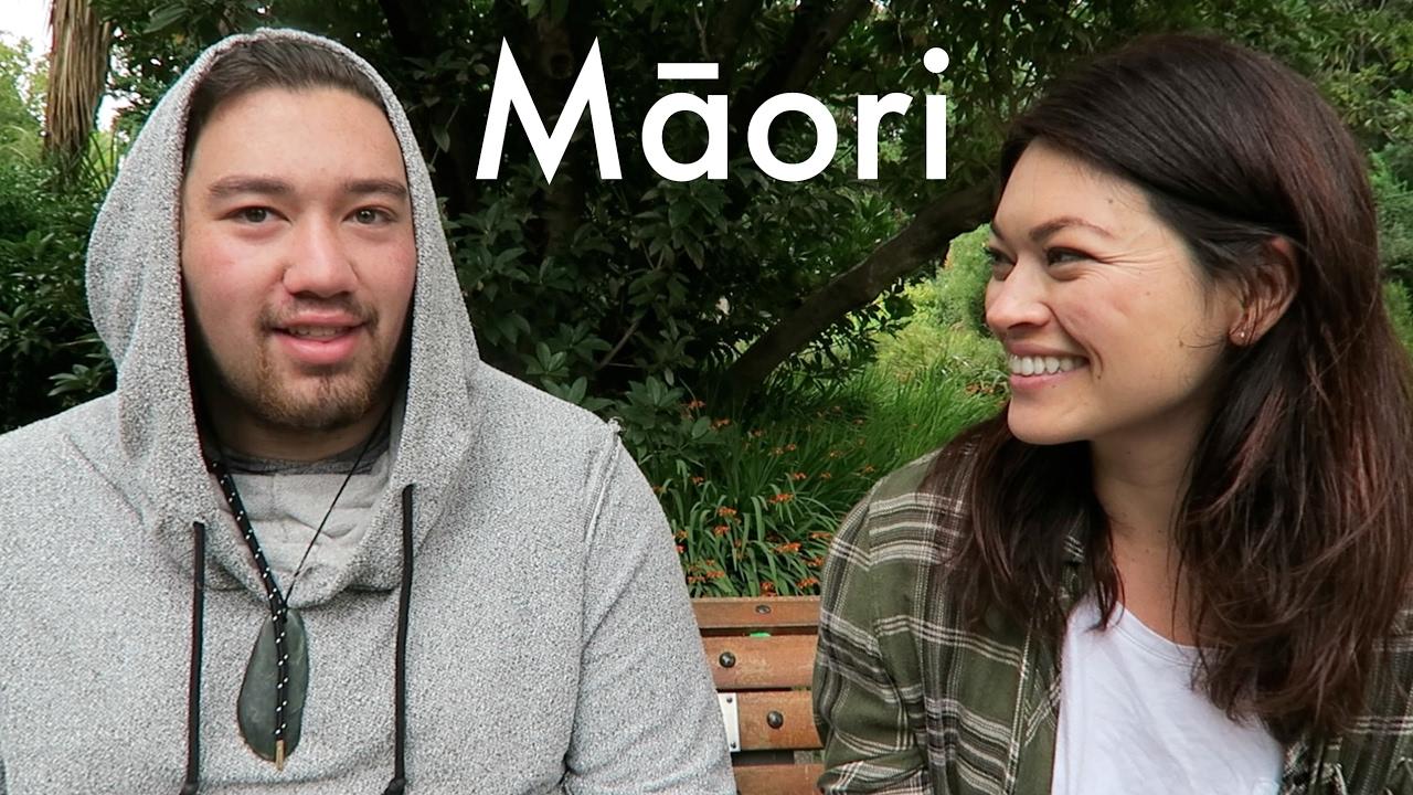 maori Asian model tanya