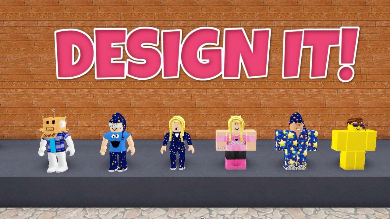 Image Wallpaper » Fashion Games On Roblox