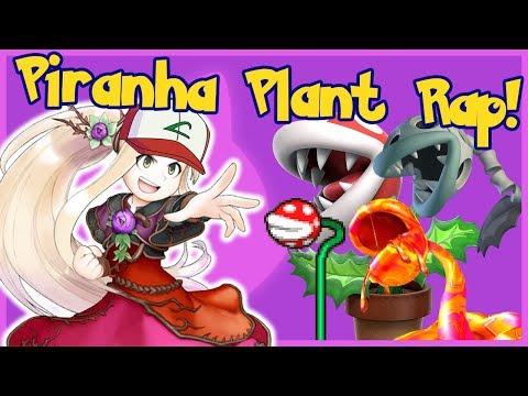The Piranha Plant Rap! (PokéRap Parody) - Super Smash Bros. Ultimate thumbnail