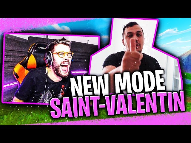 ON A TEST LE NEW MODE SPECIAL AVEC TK !!