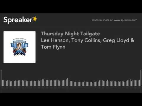 Lee Hanson, Tony Collins, Greg Lloyd & Tom Flynn