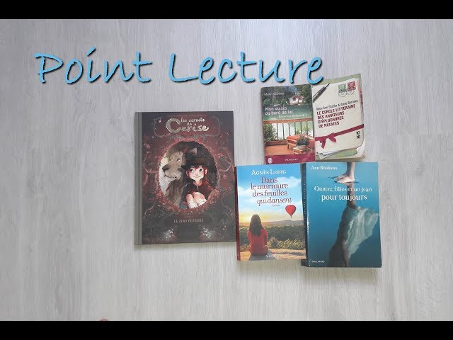 Point lecture n°21