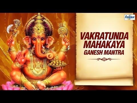 vakratunda-mahakaya-(full-song)-by-suresh-wadkar-|-with-lyrics-|-shree-ganesh-mantra