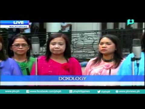 PTV Special Coverage: First Flag ceremony of Duterte administration, Malacañang Palace