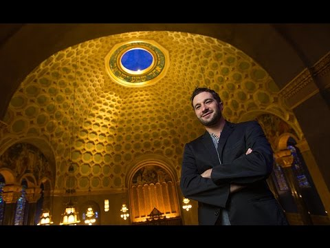 Restoring Tomorrow: A Visit to the Wilshire Boulevard Temple