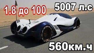 Devel Sixteen 5000 H.P  V16, Стоимость 2.2 Млн$. Разоблачения!!!