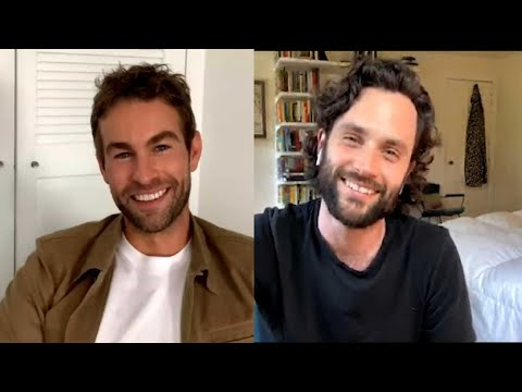 Gossip Girl REUNION! Chace Crawford and Penn Badgley Spill Show Secrets