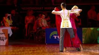 World Showdance Championship 2016. Alexander & Veronika. USA