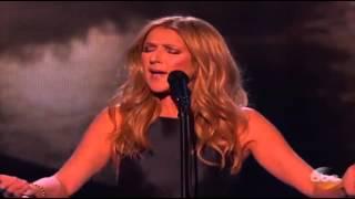 Céline Dion – Hymne à l'amour Tribute to Paris victims American Music Awards 2015