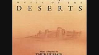 Zakir Hussain Desert Heartbeat _   ایوالله به تو ذاکر حسین