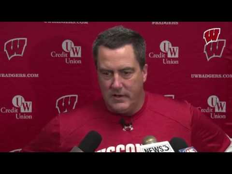 Chryst on Nebraska's Mike Riley