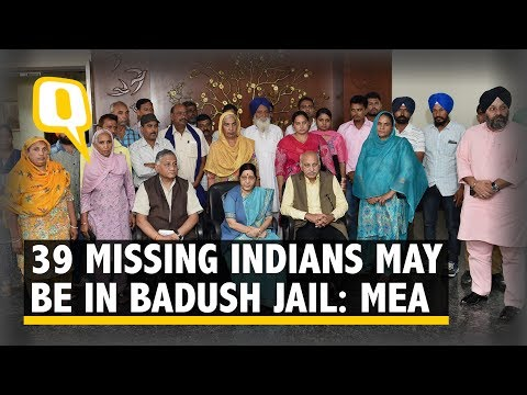 Sushma Swaraj Meets Families of Indians Missing in Iraq Since 2014