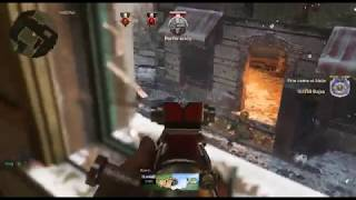 Call of duty WW2 Partida Extremo Epico Gameplay