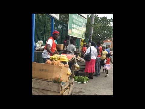 Kingston, Jamaica - Hope Road Spy Video