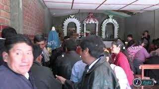 Fiesta Patronal en Honor a Santa Rosa de Purhuaracra 30/08/2019
