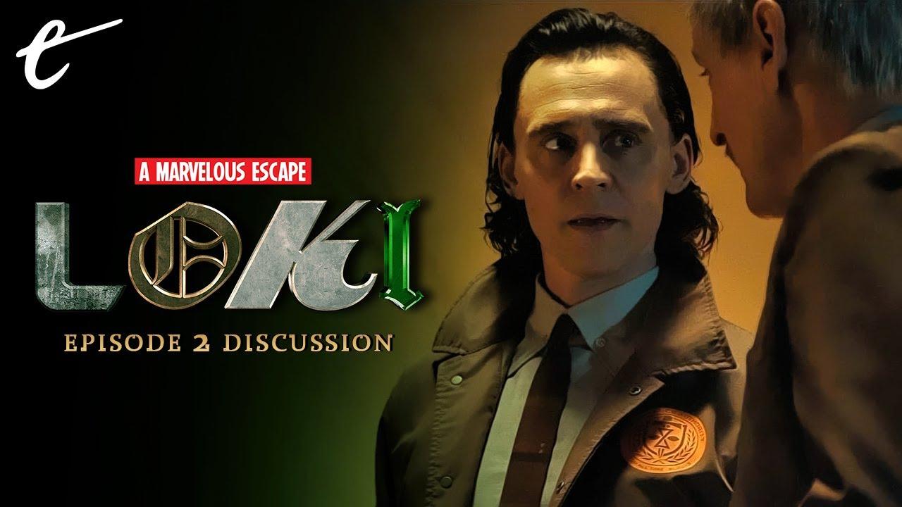 Loki - Episode 2 'The Variant' Review | A Marvelous Escape