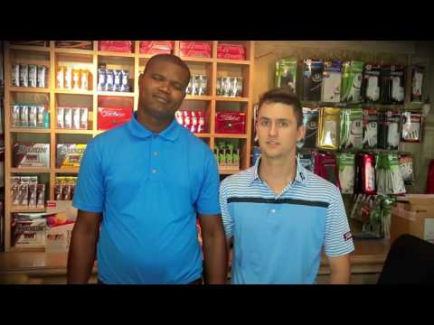 OMEGAH CORPORATE VIDEO PRODUCTION  ED HOLDING GOLF SHOP