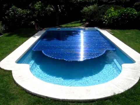 Cubierta para piscina archery doovi for Camping con piscina cubierta
