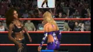 WWE SVR 2011: WWE Universe PS2 - BackLash Part 6