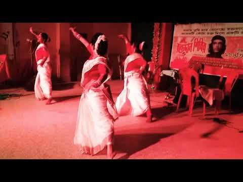 Bipulo Torongo   Iman Chakraborty   Panach  Dance Choreography   Rabindra Nrittya  