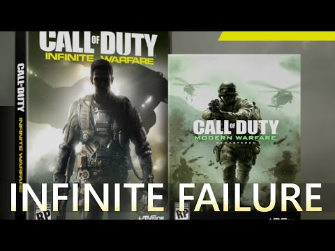Call of Duty Infinite Warfare REQUIRED to Play Modern Warfare Remastered...