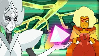 White Diamond Created Hessonite's Light Prism/White Light!? [Steven Universe Theory] Crystal Clear