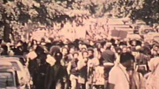 African Liberation Day  in USA - 1972