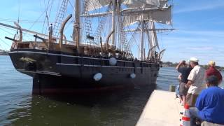 The historic whaleship Charles W. Morgan Whale Ship Morgan #7089   sethniantic