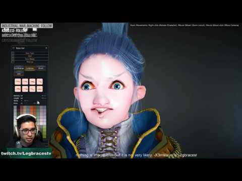 Miss America Revealed! Another Beautiful Character. Black Desert Online Character Creator!