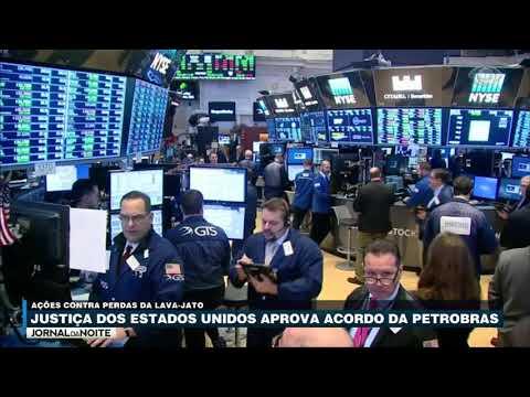 Justiça Dos EUA Aprova Acordo Da Petrobras
