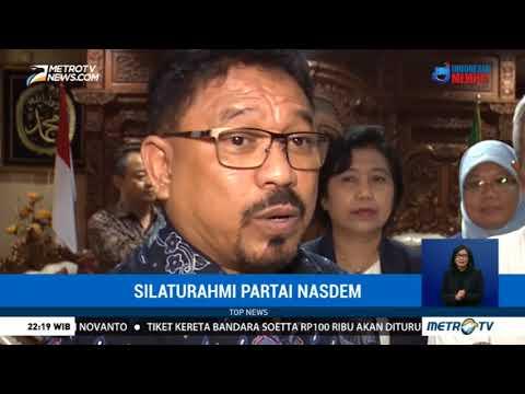 Partai NasDem Bersilaturahmi Ke PP Muhammadiyah