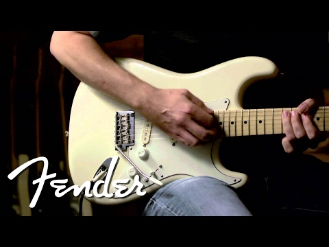 Fender Vintage Noiseless Stratocaster® Pickups -- CLEAN | Fender