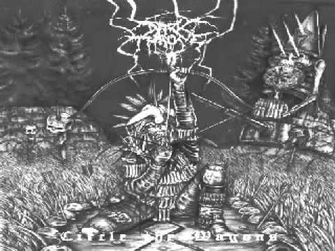 Darkthrone - Circle the Wagons - I am the Working Class