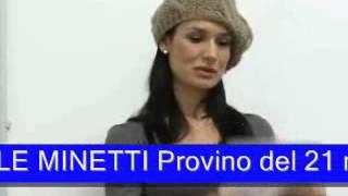 Repeat youtube video Nicole Minetti- Provino 2008