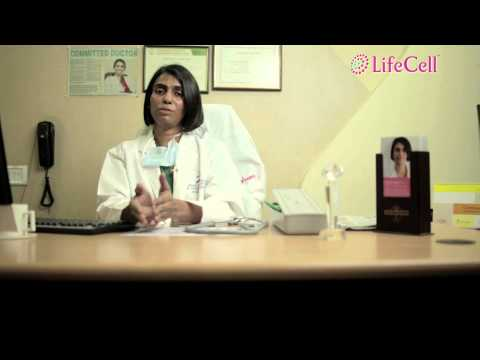 Dr. Manjula Anagani briefs about the major advantages of umbilical cord stem cells - Youtube