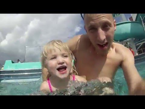 Carnival Victory Cruise - Family Vacation with Kids (2.5 and 4 years old)