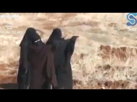 Teen girls leave home to marry and live with ISIS fighters