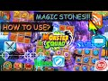 Monster Squad|Magic Stones|How to use?|RUS VOICE!