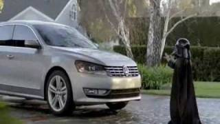 Volkswagen Commercial The Force Star Wars Das Auto
