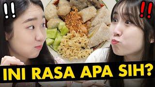 Download Semua Orang Korea pasti Doyan sama Satu Makanan Indonesia ini!!! feat. @Rosakis
